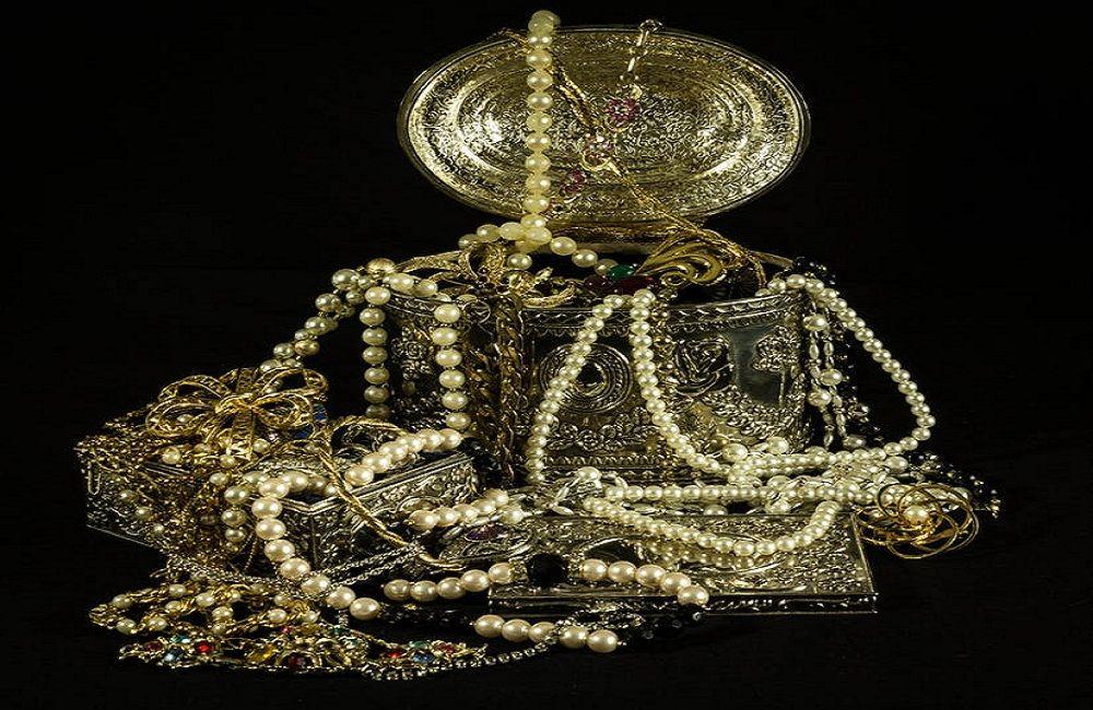pendientes con perlas - shadi silver
