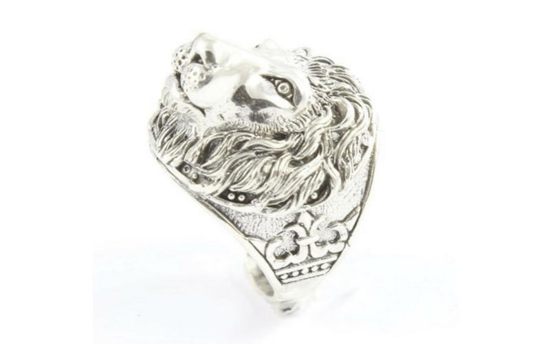 León-joyas artesanales-shadisilver.com