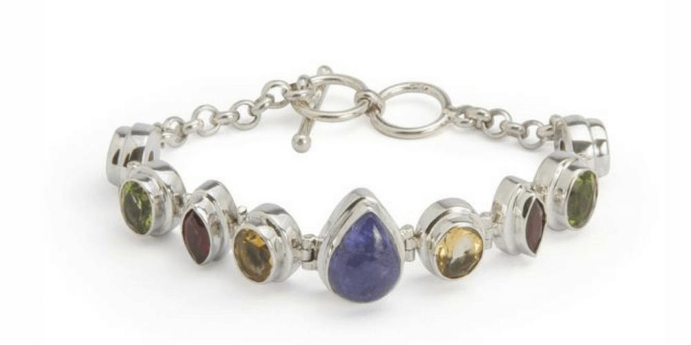 pulsera-piedras-faceteado-gemas-pulseras-de-mujer-shadisilver.com