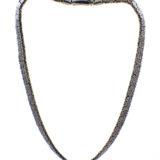 Collar de plata de ley Shadisilver