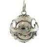 Llamador de angeles de plata 24 mm Shadisilver